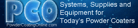 Systems, Supplies and Equipment for Today's Powder Coaters